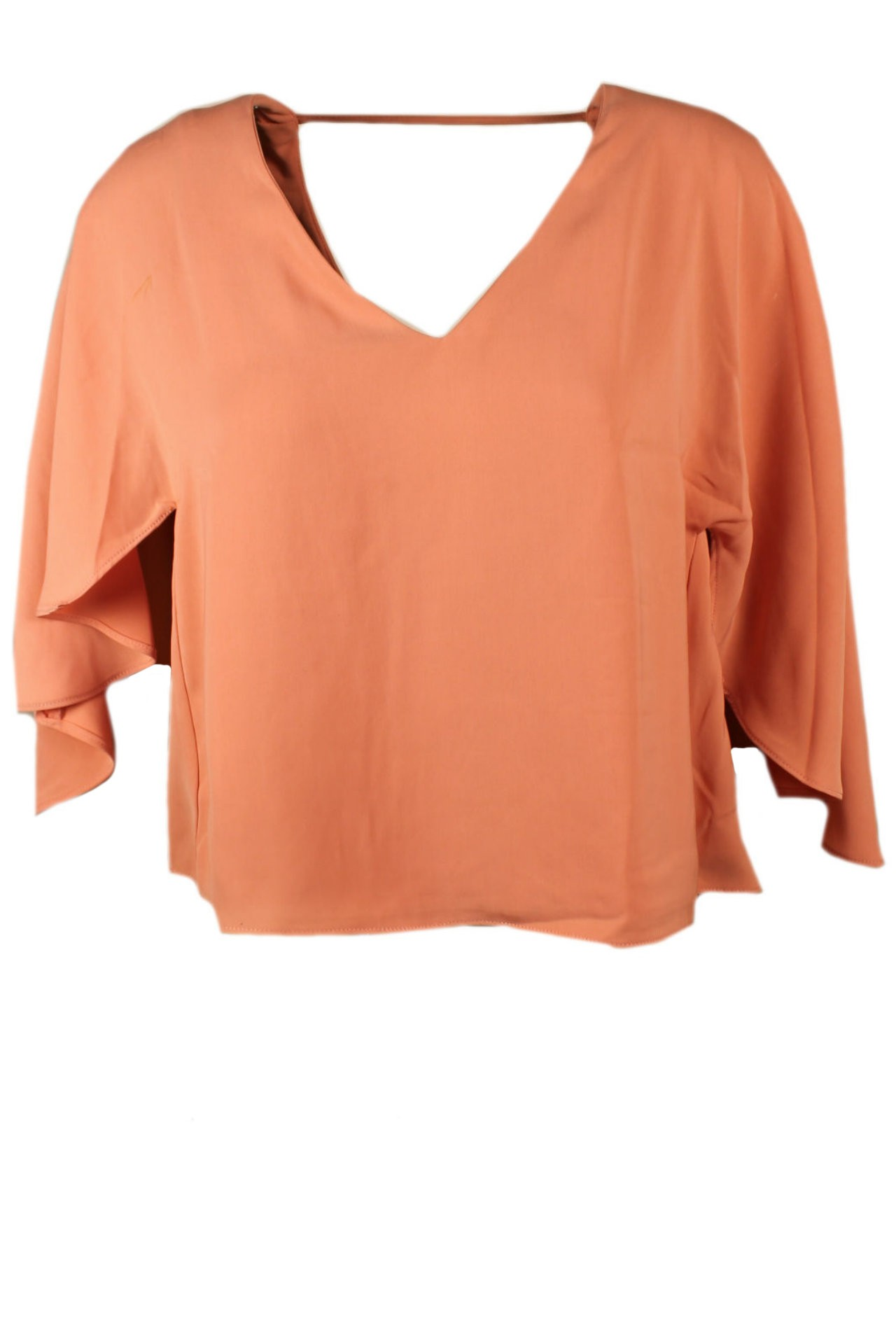 Salmon Colored Blouse