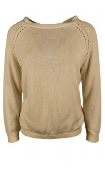 Gant Sweater Bow Top
