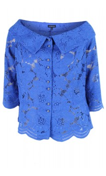 Caroline Biss Luxe Blouse