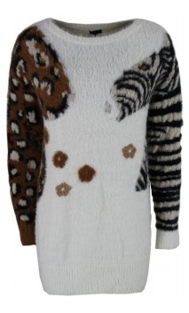 Caroline Biss Long Sweater