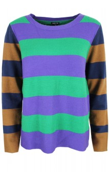 Caroline Biss Multicolor Sweater